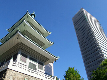 6 Old Principles of Japanese Culture and Their Reflection on Today's Japanese Architecture