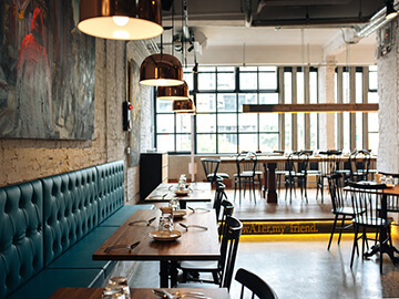 7 Swoon-Worthy Examples of Restaurant Interior Design