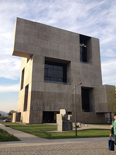 Innovation Center UC in Chile by Alejandro Aravena