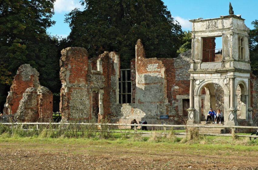 Old Gorhambury House, Hertfordshire