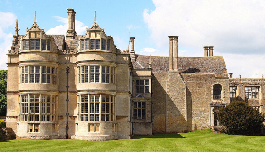 Kirby Hall, Northamptonshire