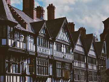 Best Examples of Tudor Architecture; It Is Where Two Eras Collide