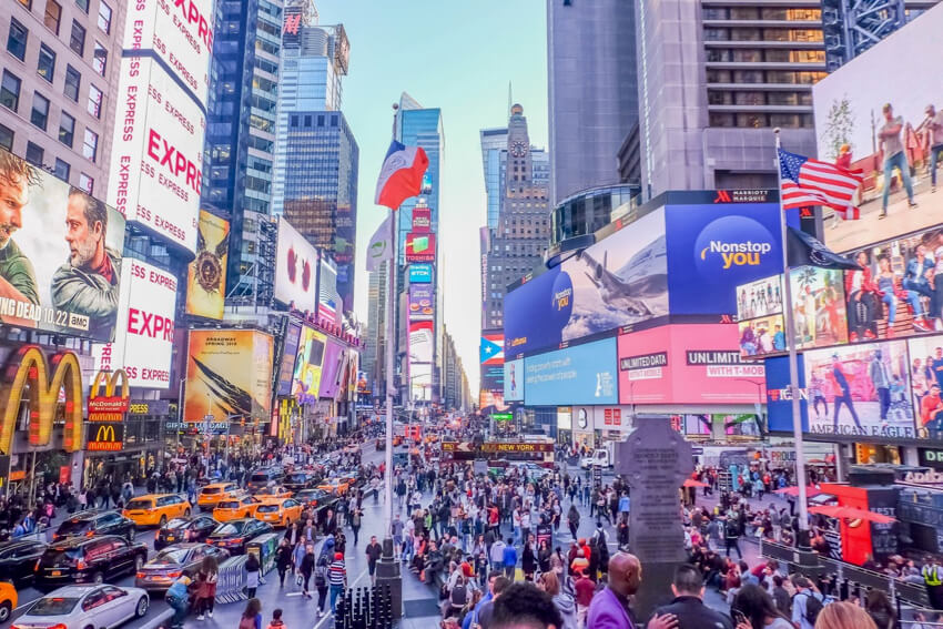 Times Square – New York City