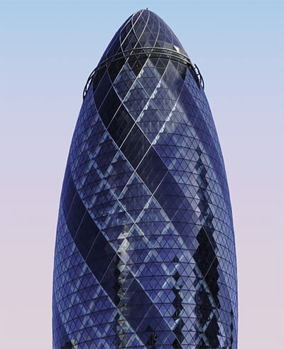 30 St Mary Axe - Foster and Partners