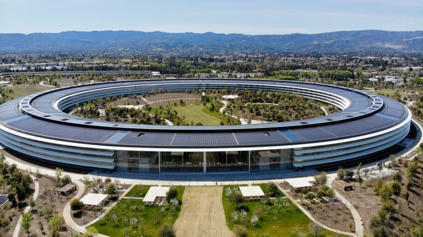 Apple Campus 2 in Silicon Valley - Foster and Partners