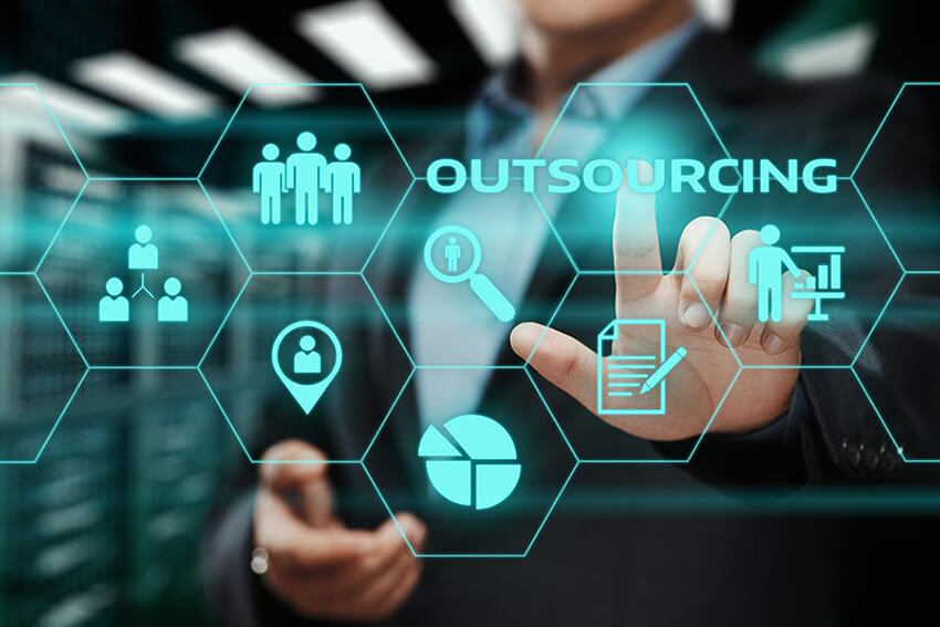 Pros and Cons of Outsourcing services for small businesses and students, upsides and perils