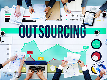Pros and Cons of the Outsourcing Services for Students and Small Businesses