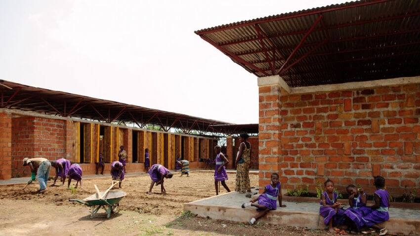 Community Primary School in Kenema, Sierra Leone