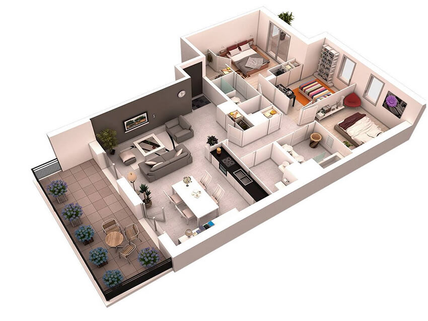 Step to Step Guide to a Fantastic Home Design 3D