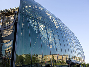 The important Role of Architectural Glass in Contemporary History
