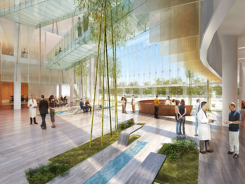 The Important Tips For The Best Hospital Architecture Design