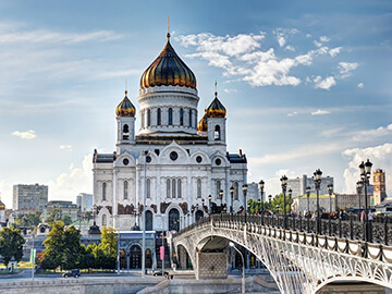The Interesting Features in Russian Architecture Definition