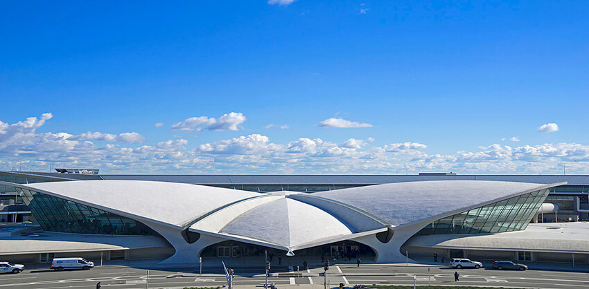 TWA Flight Center at JFK - New York City