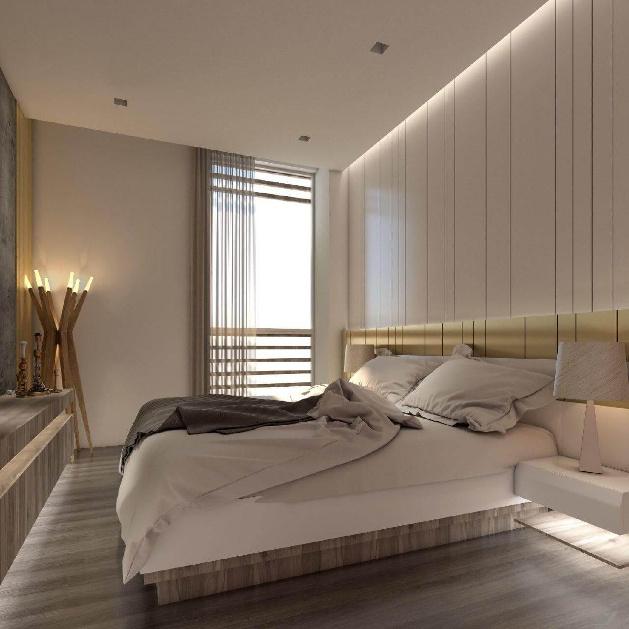 Modern Hotel Interior And Exterior Design